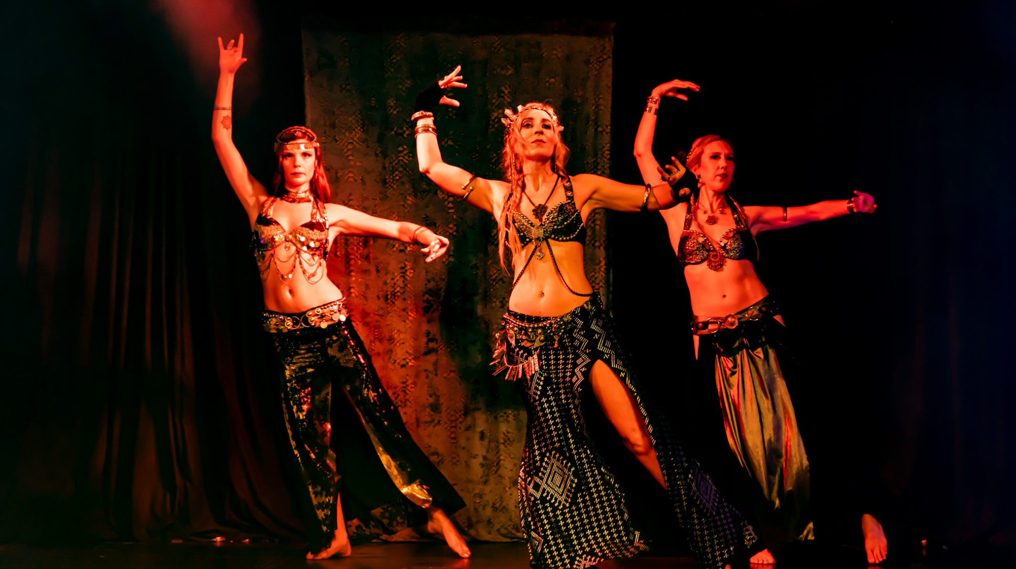 Entwined Bellydance